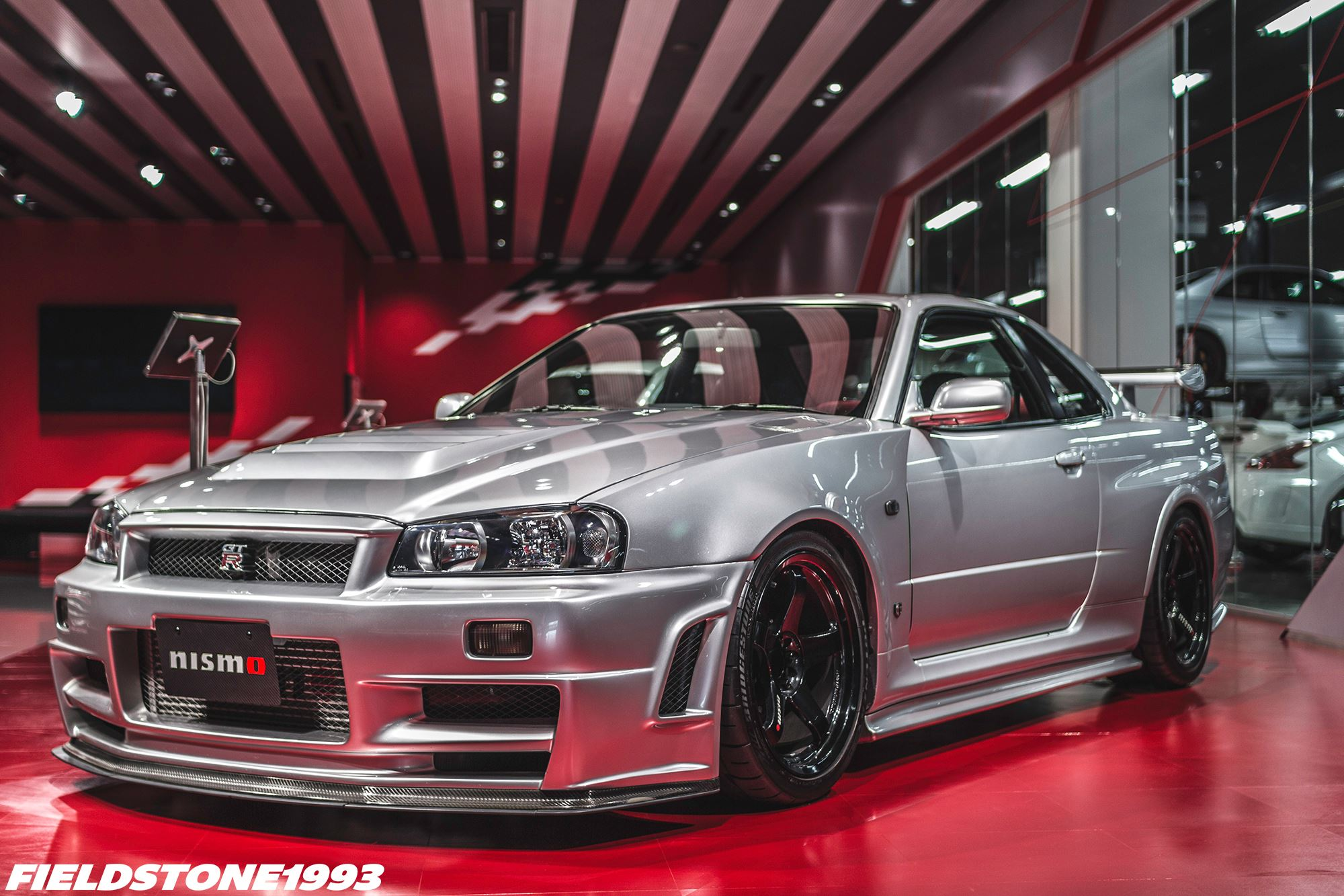 nismo r34 gtr z tune state of art w photo japan related car industry. Black Bedroom Furniture Sets. Home Design Ideas